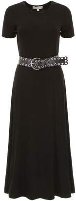 MICHAEL Michael Kors Jersey Dress With Belt