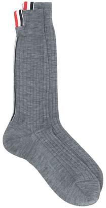 Thom Browne classic grosgrain socks