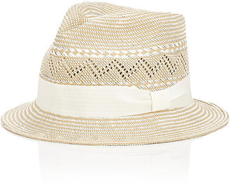 "Jennifer Ouellette Women's ""Junior's Trilby"" Hat $325 thestylecure.com"