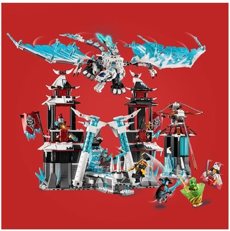 Lego Ninjago Ninjago 70678 Castle of the Forsaken Emperor