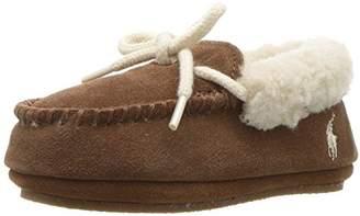 Polo Ralph Lauren Girls' Allister Slipper