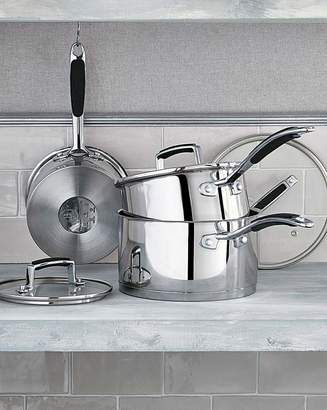 Laundry by Shelli Segal Bistro Stainless Steel 3pc Pan Set