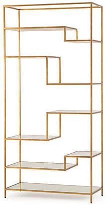R & E Ward Étagà ̈re - Brass - Maison 55