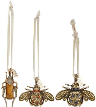 Joanna Buchanan Insect Tree Decorations (Set of 3)