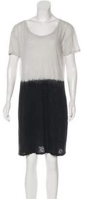 Current/Elliott Mini Knit Tee Dress