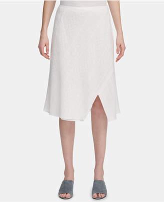 f2d0b810df White A Line Skirt Eyelet - ShopStyle