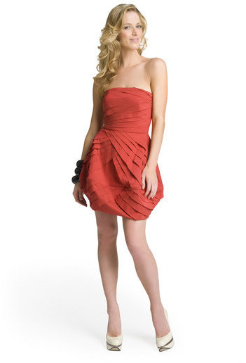 Tracy Reese Origami Bubble Dress