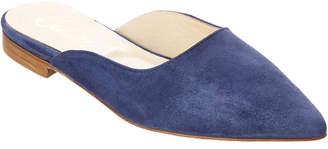Butter Shoes Pecker Suede Mule