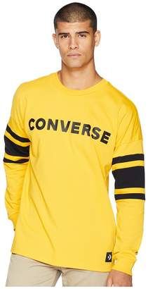 Converse Football Jersey Men's Long Sleeve Pullover