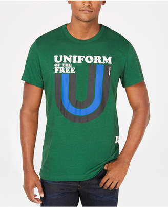 G Star Men's Uniform of the Free Graphic T-Shirt