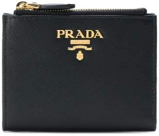 gratis Wallet Logo A66b6 53989 Envío Mini Prada Zipped 1XTqdqx