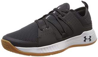 3a208ecf8 Under Armour Men's Showstopper 2.0 Fitness Shoes, Grey Onyx White/Jet Gray  113,