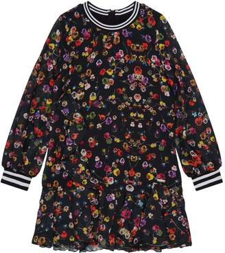 Givenchy Floral Dress