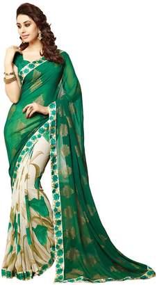 Swara Indian Ethnic Bollywood Saree Party Wear Pakistani Designer Sari Wedding