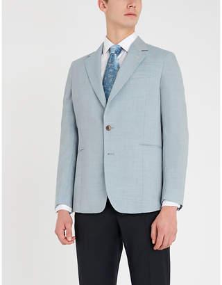 Paul Smith Soho tailored-fit wool blazer