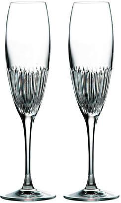 Royal Doulton Calla Champagne Flutes