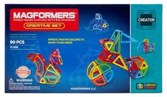 Magformers Creator - Creative Magnetic 3D Construction Set