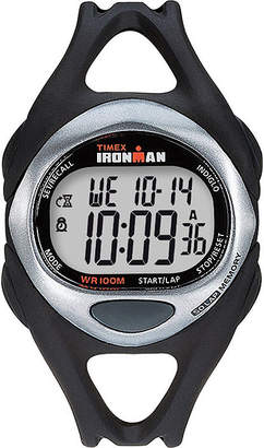 Timex Ironman Mens Black Resin Strap 50-Lap Watch T542819J
