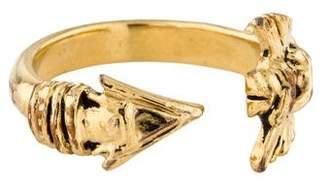 Aurelie Bidermann Arrow Ring