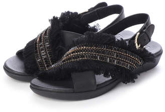 FitFlop (フィットフロップ) - フィットフロップ fitflop LEXI CRYSTALSTONE FRINGY