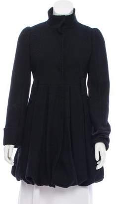 Alice + Olivia Short Wool Coat
