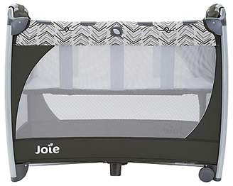 Joie Baby Excursion Change & Bounce Travel Cot, Abstract Arrows
