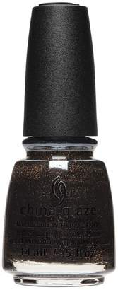 China Glaze Paint It Black Halloween Nail Polish Pret-A-Potion