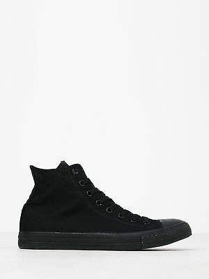 Converse New Unisex Chuck Taylor All Star High Top Sneakers In Black Mono