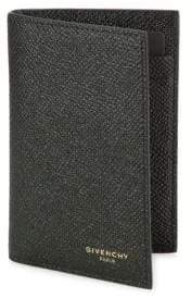 Givenchy Men's Aros Leather Card Case - Black