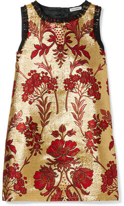 Dolce & Gabbana Ages 8 - 12 Brocade Dress