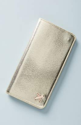 Anthropologie Celeste Travel Wallet