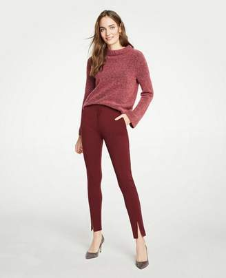 Ann Taylor Petite High Waist Bi-Stretch Pants