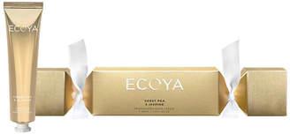 Ecoya Christmas Mini Hand Cream - Sweet Pea & Jasmine
