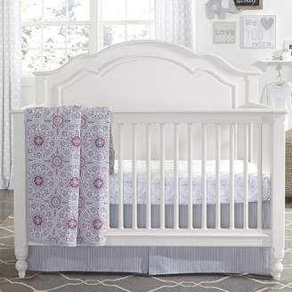 Wendy Bellissimo by LC Kids Harmony Grow with Me 4-in-1 Convertible Crib