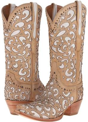 Lucchese Sierra Cowboy Boots