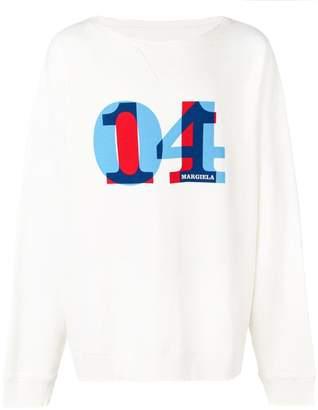 Maison Margiela 1014 sweatshirt