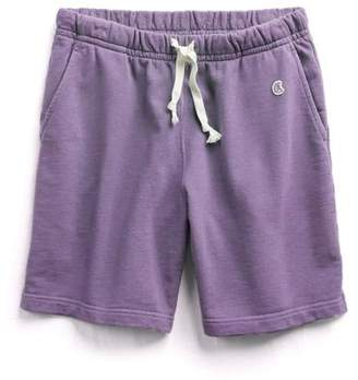 Todd Snyder + Champion The Warm Up Short in Lavender