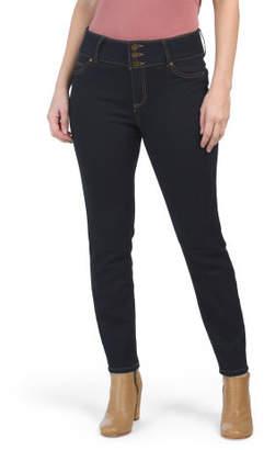 Petite Super High Waist Booty Lifter Jeans