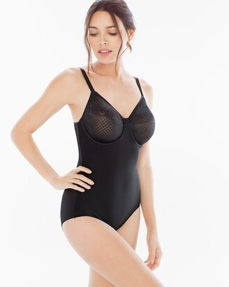 Wacoal Visual Effects Minimizing Moderate Control Bodysuit