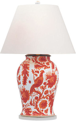 Port 68 Arcadia Table Lamp - Coral