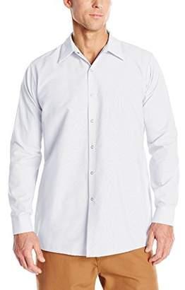 R&K Red Kap Men's RK Specialized Pocketless Work Shirt