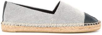 Tory Burch colour-block espadrilles