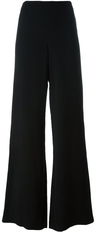 Theory Theory wide leg trousers