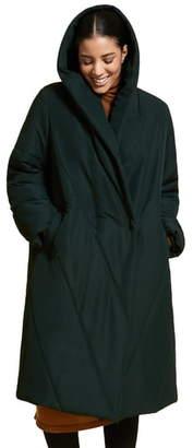 Marina Rinaldi Pirite Hooded Quilted Coat