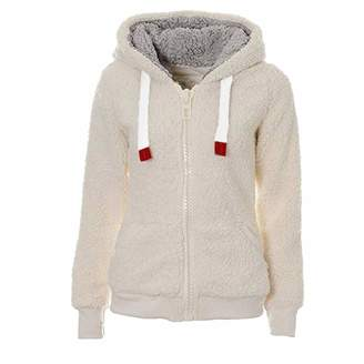 36860770132 Vanvler ❤ women coat jacket Womens Hooded Jacket