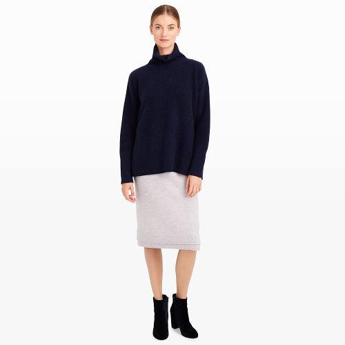 Club Monaco Nireen Sweater Skirt