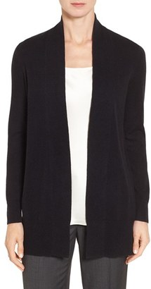 Women's Nordstrom Collection Open Front Cashmere Cardigan $229 thestylecure.com