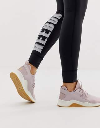 Reebok Training Guresu Sneakers In Lilac