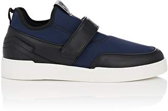 Paul Andrew MEN'S POTENZA NEOPRENE & LEATHER SNEAKERS