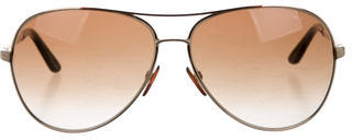 Tom Ford Tom Ford Charles Aviator Sunglasses